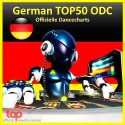 VA - German Top 50 Official Dance Charts (16.06.2014)