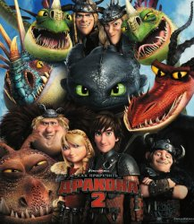 ��� ��������� ������� 2 / How to Train Your Dragon 2 (2014)
