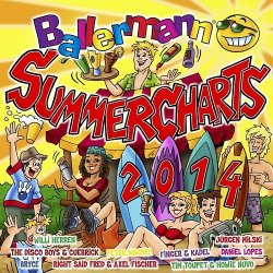 Сборник - Ballermann Summercharts (2014)