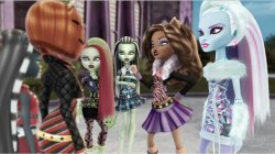����� ��������: ���� � ������� ������� / Monster High: Friday Night Frights (2011)