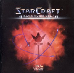 OST - StarCraft Game Music v.1 (2000)