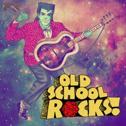 VA - Old School Rocks! (2014)