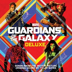 OST - Стражи Галактики / Guardians of the Galaxy [Deluxe Edition] (by Tyler Bates and VA) (2014)