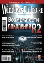 Windows IT Pro/RE [№8] (2014)
