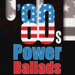 VA - 80's Power Ballads Volume 1 (2013)