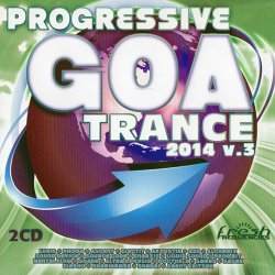 VA - Progressive Goa Trance Vol.3 (2014)