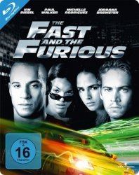 Форсаж 1-6. Коллекция / The Fast And The Furious 1-6. Collection (2001-2013)