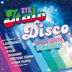 VA - ZYX Italo Disco Spacesynth Collection (2014)