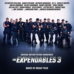 OST - Неудержимые 3 / The Expendables 3  (2014)