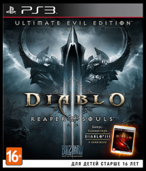 Diablo III: Reaper of Souls - Ultimate Evil Edition (2014) PS3