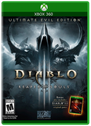 Diablo III: Reaper of Souls - Ultimate Evil Edition (2014) XBOX360