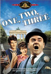 ����, ���, ��� / One, Two, Three (1961)