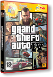 GTA 4 / Grand Theft Auto IV in style GTA V