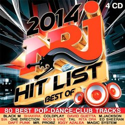Сборник - NRJ Hit List Best Of (2014)
