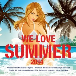 VA - We Love Summer (2014)