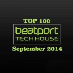 VA - Beatport Top 100 Tech House September (2014)