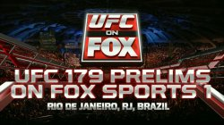 Смешанные единоборства. UFC 179 Aldo vs. Mendes 2 (Main Card + Prelims + Early Prelims) (2014)