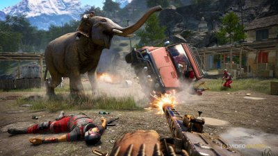Far Cry 4 (2014) PS3