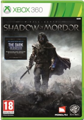Middle Earth: Shadow of Mordor (2014) XBOX360
