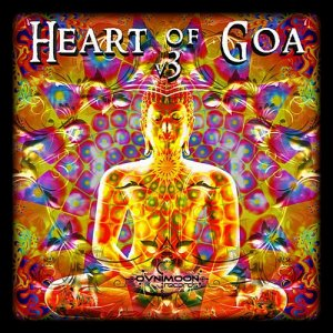 VA - Heart Of Goa Vol. 3 (2014)