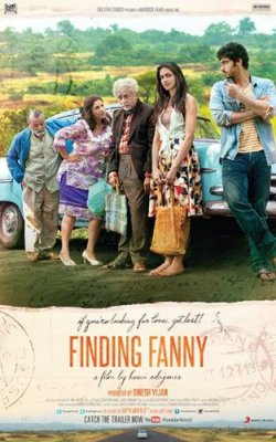� ������� ����� / Finding Fanny (2014)
