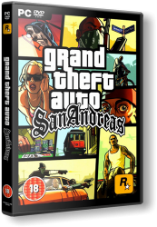 GTA / Grand Theft Auto: San Andreas - Russia Forever