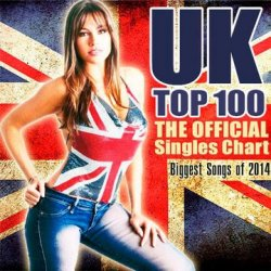 VA - The Official UK Top 100 Biggest Songs Of 2014 (2015)