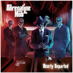 Adrenaline Mob - Dearly Departed (2015)