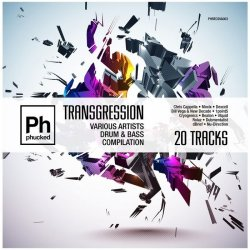 VA - Transgression Drum and Bass (2015)