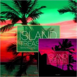 VA - Island Treasures, Vol. 2-3 (Fantastic Lounge and Chill Out Experience) (2015)