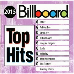 VA - Billboard Top 25 Hot Rock Songs (21-02) (2015)