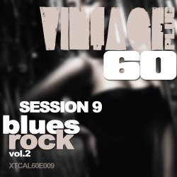 VA - Vintage Plug 60 Session 9 - Blues Rock, Vol. 2 (2015)