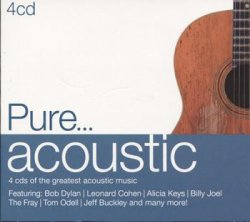 VA - Pure... Acoustic [4CD] (2014)