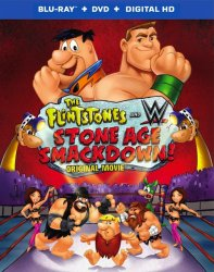 ����������: ����� ��������� ���� / The Flintstones and WWE: Stone Age Smackdown (2015)