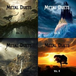VA - Metal Duets Vol. 5 - 8 (2015)