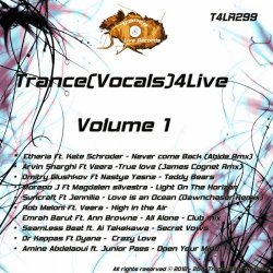 VA - Trance (Vocals) 4 Live Vol 1 (2015)