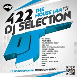 VA - DJ Selection 422 - The House Jam Vol.128 (2015)