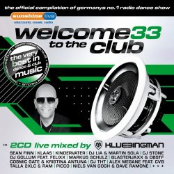 VA - Welcome To The Club 33 (2 CD Mixed + Cue) (2015)