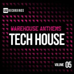 VA - Warehouse Anthems Tech House Vol. 5 (2015)