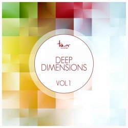 VA - Deep Dimensions, Vol. 1 (2015)