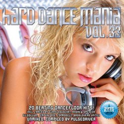 VA - Hard Dance Mania Vol 33 (2015)
