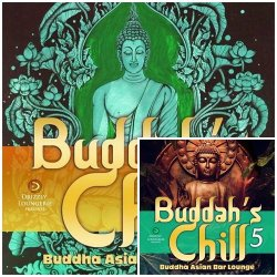 VA - Buddah's Chill Vol. 4-5 (Buddha Asian Bar Lounge) (2015)