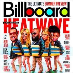 VA - Billboard Hot 100 Singles Chart (25.04) (2015)