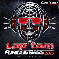 VA - Captain Furious Bass (Mixed by Jacky Core) (2015)