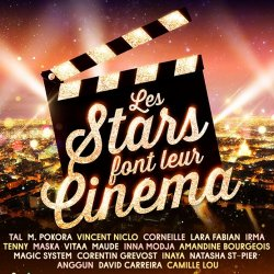 VA - Les Stars Font Their Cinema (2015)
