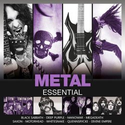 VA - Essential Metal (2015)