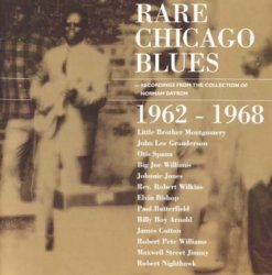 VA - Rare Chicago Blues 1962-1968 (1993)