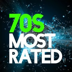 VA - 70s Most Rated (2015)