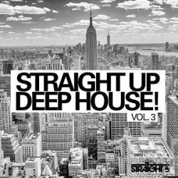 VA - Straight Up Deep House! Vol 3 (2015)