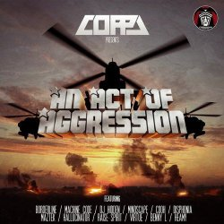VA - Coppa Presents: An Act of Aggression (2015)